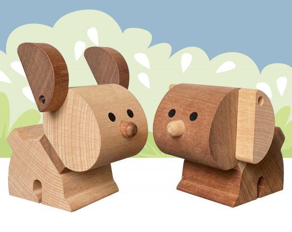 wooden toy set emmy oscar