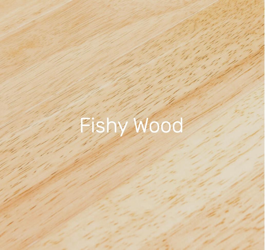 fishy wood