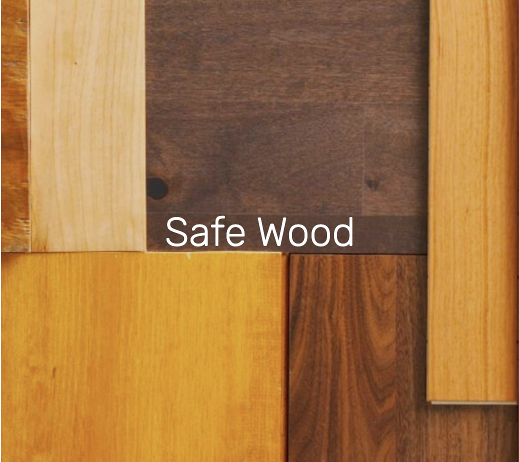 safe wood for childrens toys